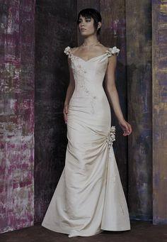 design a bridal gown