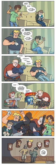 The Most Dangerous Gamer  - funny pictures #funnypictures