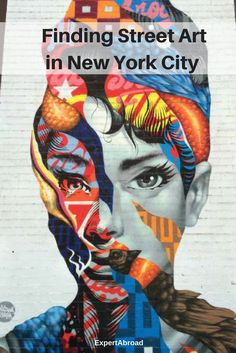 Little Italy has some amazing street art - most of it part of the L.I.S.A Project