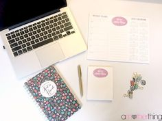 Get inspired to get organized with Expressionery's new line of Desk Accessories. #expressionery #beautifullyorganized #deskaccessories #getorganized #organization