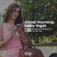😁😁 Hugot Lines Tagalog Funny, Tagalog Quotes Hugot Funny, Memes Tagalog, Hugot Quotes, Funny Qoutes, Filipino Quotes, Pinoy Quotes, Tagalog Love Quotes, Patama Quotes
