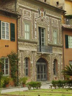 Orto botanico, Pisa, Tuscany
