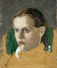 Edvard Munch - Laura Munch, 1882