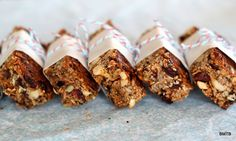 Baking Makes Things Better: Easy Muesli Bars Muesli Bars, Granola, Baking Recipes, Cake Recipes, New Zealand Food, Golden Syrup, Savory Snacks, Kids Meals, Sweet Tooth