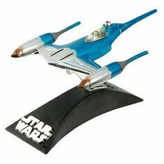 Star Wars Titaniums Series Die Cast Naboo Patrol Fighter by Hasbro. $39.95. Display Stand. Die Cast Metal. Folding Landing Gear. The blue Naboo Patrol Fighter is used as a peacekeeping vessel by the Royal Security Forces. Though its weapons and shields are significantly less powerful than the N-1 Starfighter, the Patrol Fighter is still a formidable craft.