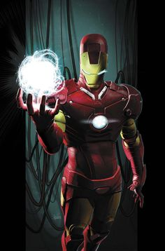 Iron Man by Kaare Andrews *