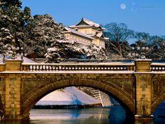 Императорский дворец, Токио, Япония / Imperial Palace, Tokyo, Japan