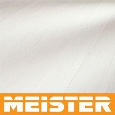 Meister Parkett Premium PD 400 Cottage harmonisch Eiche weiß deckend 8081 Landhausdiele 2V