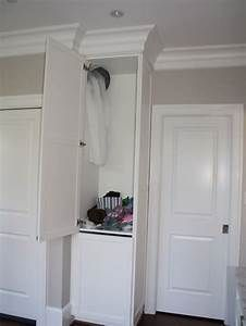 Hidden Laundry Chute Home Design Ideas, Pictures, Remodel and Decor