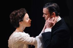 Sierra Boggess and Ramin Karimloo
