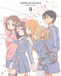 Tomorrow's Rosario cover<<<< no yuuki..... I'm crying its so happy but the story was so sad and aaaaaaaaaaaa