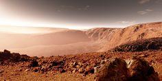 Como Marte pode conter o segredo da origem da vida na Terra - http://www.showmetech.com.br/como-marte-pode-conter-o-segredo-da-origem-da-vida-na-terra/
