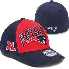 New England Patriots New Era 2013 NFL Draft Stretch Fit Hat