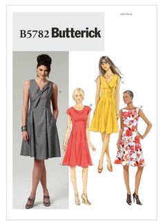B5782 | Butterick Patterns