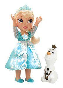 My First Disney Princess Frozen Snow Glow Elsa Singing Doll - http://www.toyrange.com/toys-games/dolls-accessories/dolls/my-first-disney-princess-frozen-snow-glow-elsa-singing-doll-com/