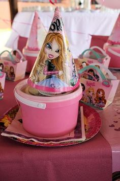 30 Best Bratz Birthday Party Ideas Decorations And Supplies Images