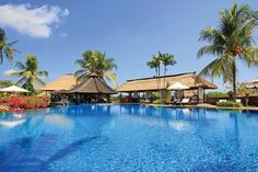 Aston Bali Beach Resort & Spa  Located on one of the most stunning beaches of the Benoa Peninsula, Aston Bali Beach Resort & Spa offers a combination of traditional Balinese hospitality and casual elegance.
