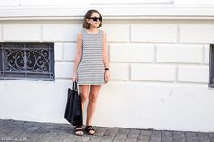 Trini | classic summer outfit