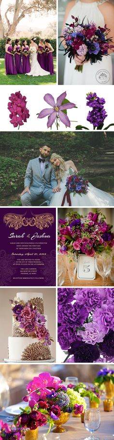 2015 Wedding Flower Trend - Regal and Romantic, Magical and... Majestic!