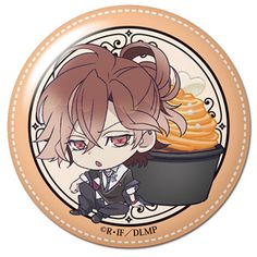 TV Animation [Diabolik Lovers: More, Blood] Dome Magnet 09 (Yuma Mukami) (Anime Toy)