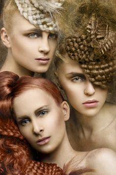 Im Right Hair by Jonas Carmhagen