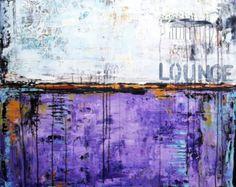 40 Xxl große Gemälde Mischtechnik abstrakte von jolinaanthony