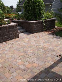retaining wall ideas | ... Retaining Wall & Steps - Minnesota Landscaping Ideas | Flickr - Photo
