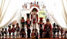 Plum Creek Place - Nutcrackers