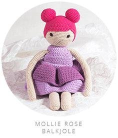 Mollie Rose balkjole