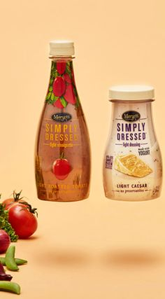 Keep your lunches light and refreshing with Marzetti Simply Dressed Light Dressings. Perfect for your next salad!