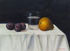 Lauritz.com - Moderne Gemälde - Joachim Bereuter (*1946) (2) - DE ...