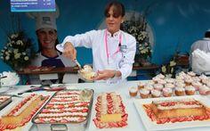 una de nuestras grandes pasteleras