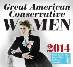 Great American Conservative Women 2014