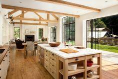 Modern Farmhouse @ Home Idea Network