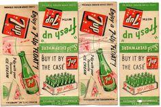 Vintage 7up stuff