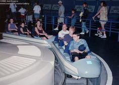 Space Mountain at Magic Kingdom, Disneyworld