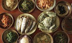 Breakfast at Umoni - Hiking in South Korea: trails and tribulations on the Baekdu Daegan