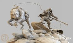 ArtStation - Post Apocalyptic Character , Adair Pounds