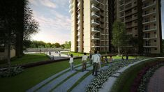 2 & 3 BHK Apartments in Noida Extension