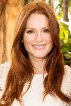 Best Red Hair Colors - 40 Iconic Redhead Celebrities - ELLE