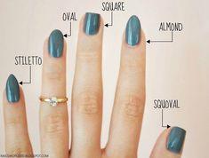 Manicure Hacks | Perfect Nail Shape | 32 Amazing Manicure Hacks You Should Know | Makeup Tutorials #ManicureDIY