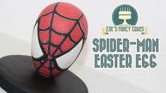 How to make a chocolate Spiderman Easter egg surprise with m&ms inside (m&ms or smarties will work) I use colour melts (Renshaws) to make my egg but you can ...
