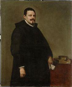 Diego Velázquez Portrait of Sebastián García de la Huerta Datecirca on × 101 cm × in) Spanish Painters, Spanish Artists, Manet, Diego Velazquez, Baroque Art, New Wife, Baroque Fashion, Italian Artist, Old Master