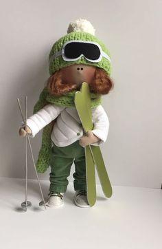 Купить Интерьерная, текстильная кукла . - кукла ручной работы, кукла, кукла в подарок, кукла интерьерная