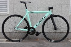 sea foam Leader Bikes 725