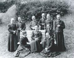 Storia - Suore Missionarie San Pietro Claver