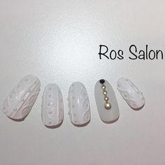 #rossalon#nail#naildesign #nailartist #nailstagram #nagoya #nailart #nailsalon #nail #大人ネイル #秋ネイル#名古屋 #桜山 #ヘアとネイルのサロン #ジェルネイル#お気に入り♡