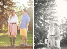 Cute maternity pics (sydney and tyson)