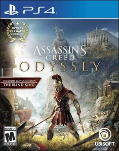 Assassin's Creed Odyssey Day 1 Edition Ubisoft PlayStation 4 Assassins Creed Game, Assassins Creed Origins, Assassins Creed Odyssey, Xbox 1, Playstation Games, Ps4 Games, Super Fun Games, Nintendo, Big Battle
