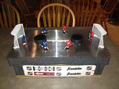 hockey valentines day box